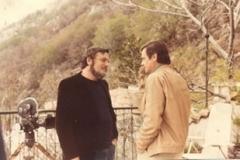 Papà e Bardotti a Mentana