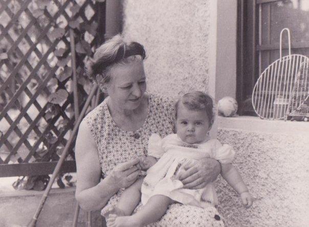 Io e nonnetta