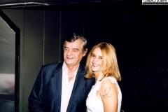 Io e papi al Piper 1996