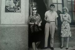 Papà e mamma in Egitto 1964