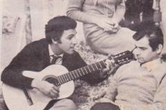 Papà, mamma e Riccardo Del Turco