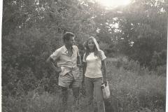 Somalia 1966. Papà e mamma