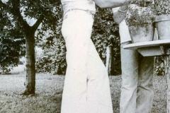 io e papà 1977