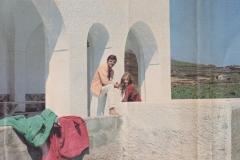 Sulla nostra terrazza a Pantelleria