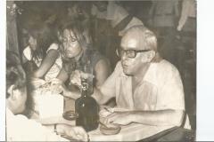 Brasile. Mamma e Vinicius De Moraes