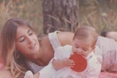 Io e mamma 1965