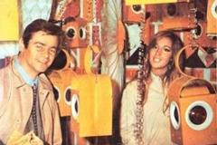 Papà e mamma a Londra 1968